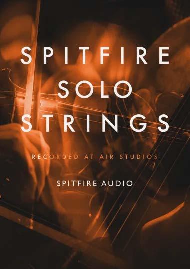 Spitfire Audio Solo Strings KONTAKT / AvaxHome