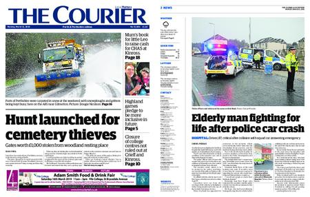 The Courier Perth & Perthshire – March 11, 2019 / AvaxHome