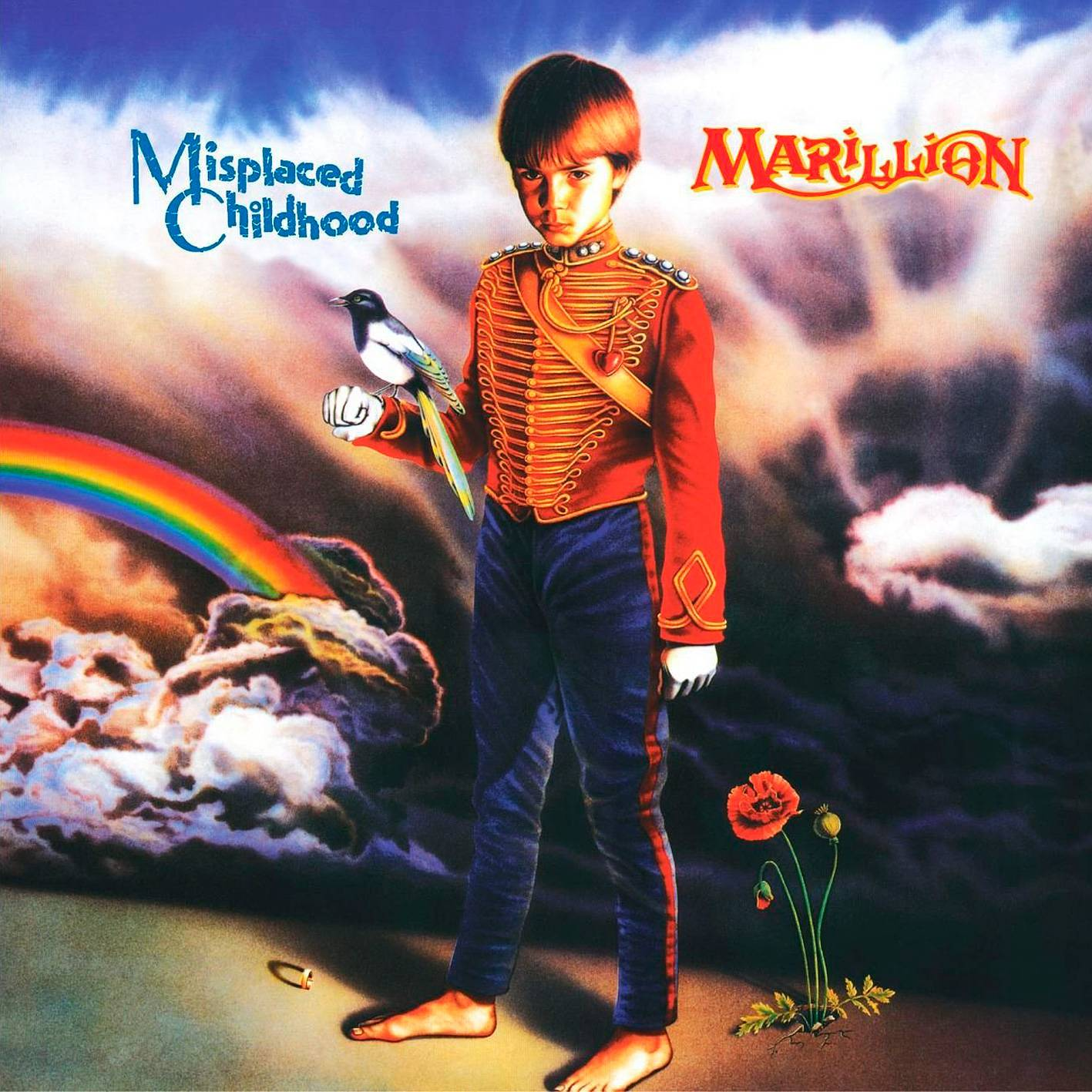 Marillion - Misplaced Childhood (1985/2017) [BD to FLAC 24/96