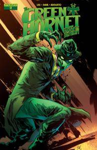 The Green Hornet - Reign of the Demon 002 2017 2 covers digital Son of Ultron-Empire