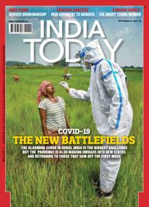 India Today - September 21, 2020