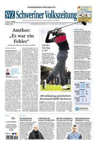 Schweriner Volkszeitung Hagenower Kreisblatt - 13. Juni 2020