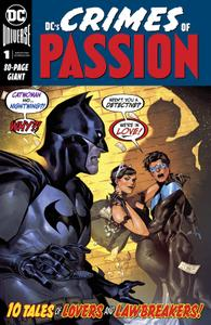DC's Crimes Of Passion, 2020