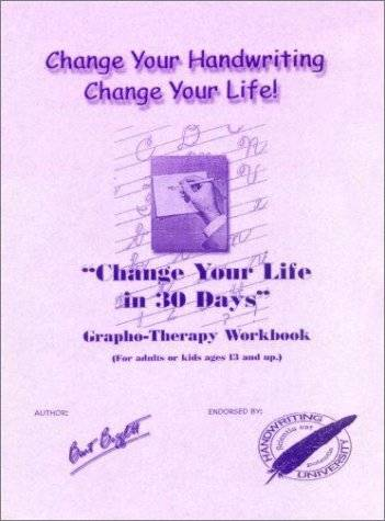 Change Your Handwriting, Change Your Life Workbook (Repost)