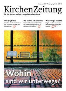 KirchenZeitung für das Bistum Aachen – 12. Januar 2020