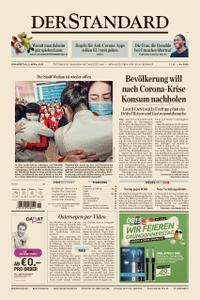Der Standard – 09. April 2020