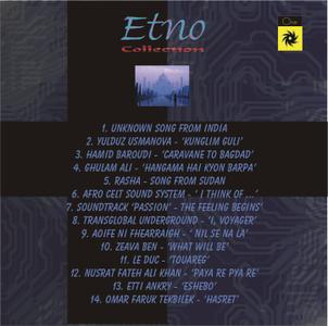 ETHNO - collection (various artists)