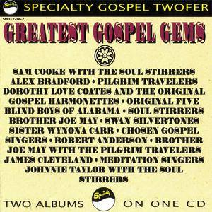 VA - Greatest Gospel Gems (1991) {Specialty} **[RE-UP]**
