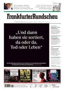 Frankfurter Rundschau Main-Taunus - 26. Januar 2019