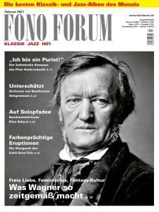 Fono Forum - Februar 2021
