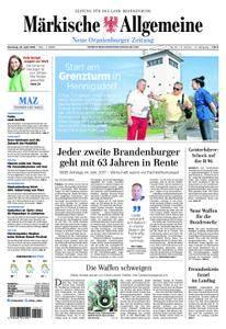 Neue Oranienburger Zeitung - 24. April 2018