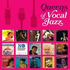 VA - Queens Of Vocal Jazz (2015)
