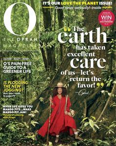 O, The Oprah Magazine - April 2019