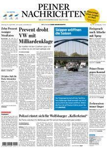Peiner Nachrichten - 24. April 2018
