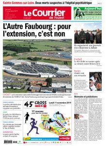 Le Courrier de l'Ouest Cholet – 09 novembre 2019