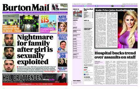 Burton Mail – April 24, 2018