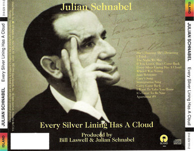 Julian Schnabel - Every Silver Lining Has A Cloud (1995) **[RE-UP]**