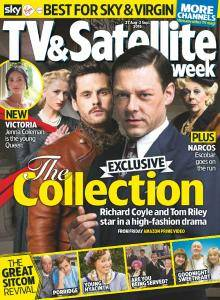 TV & Satellite Week - 27 August 2016