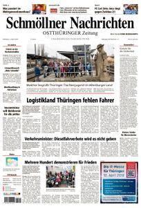Schmöllner Nachrichten - 03. April 2018