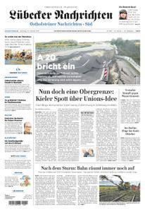 Lübecker Nachrichten Ostholstein Süd - 10. Oktober 2017