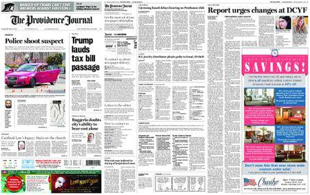 The Providence Journal – December 21, 2017