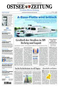 Ostsee Zeitung Wolgast - 12. Januar 2018