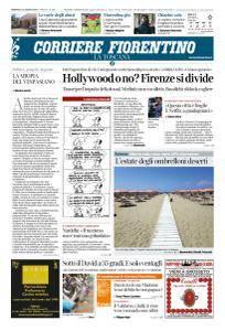 Corriere Fiorentino La Toscana - 12 Agosto 2018