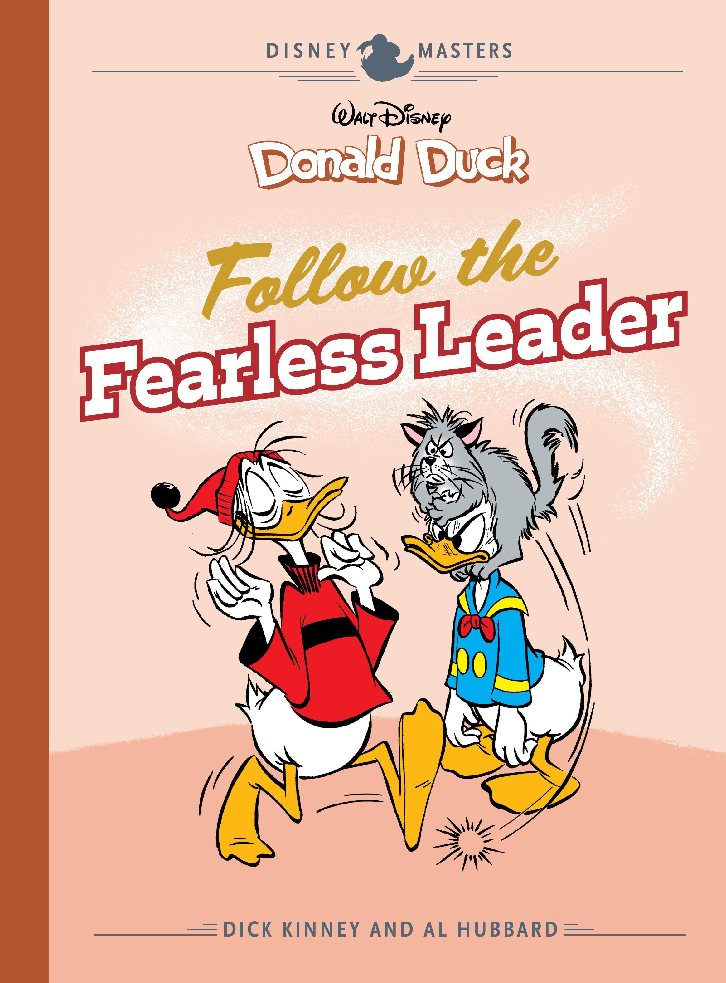 Disney Masters v14-Donald Duck-Follow the Fearless Leader 2020 digital Salem