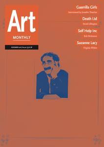 Art Monthly - November 2016    No 401