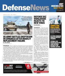 Defense News - March 16, 2020