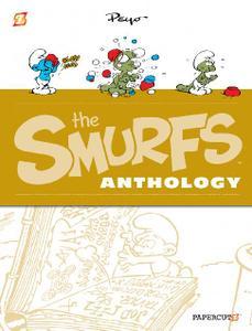 Papercutz-Smurfs Anthology Vol 04 2020 Hybrid Comic eBook