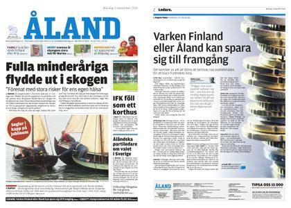 Ålandstidningen – 03 september 2018