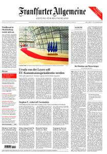 Frankfurter Allgemeine Zeitung F.A.Z. - 03. Juli 2019