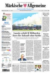 Märkische Allgemeine Luckenwalder Rundschau - 28. Januar 2019