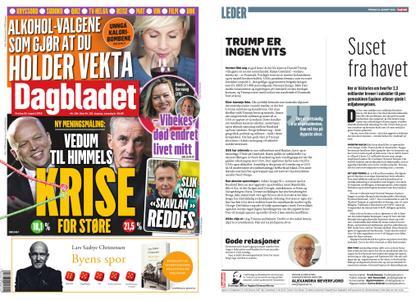 Dagbladet – 23. august 2019