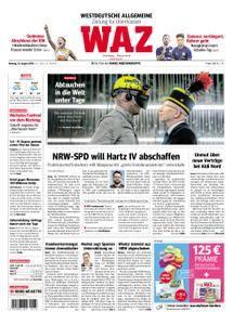 WAZ Westdeutsche Allgemeine Zeitung Oberhausen-Sterkrade - 13. August 2018