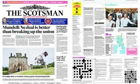 The Scotsman – July 24, 2018