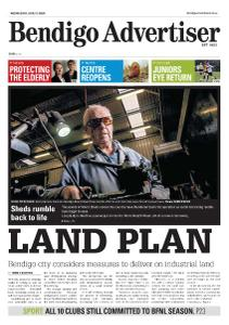 Bendigo Advertiser - June 17, 2020