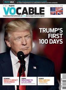 Vocable Anglais - 19 janvier 2017