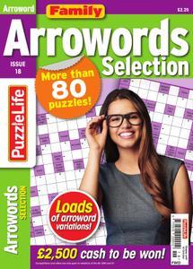 Family Arrowords Selection – 01 September 2019