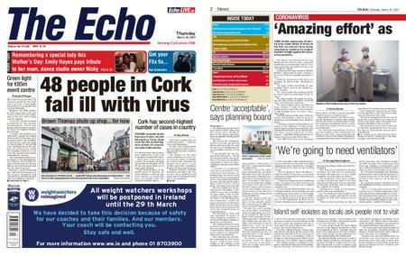Evening Echo – March 19, 2020