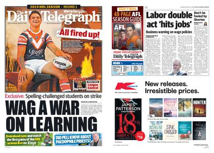 The Daily Telegraph (Sydney) – March 14, 2019