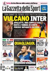 La Gazzetta dello Sport Roma – 29 gennaio 2019
