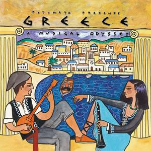 VA - Putumayo Presents Greece: A Musical Odyssey (2004)