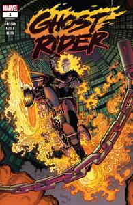 Ghost Rider 001 2019 Digital Zone