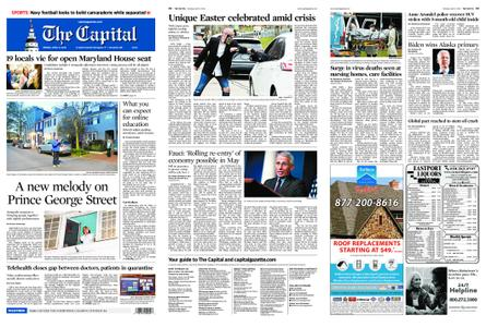 The Capital – April 13, 2020