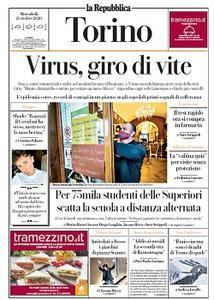 la Repubblica Torino - 21 Ottobre 2020