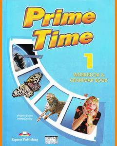 ENGLISH COURSE • Prime Time • Level 1 • WORKBOOK and GRAMMAR BOOK (2012)