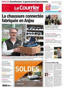 Le Courrier de l'Ouest Cholet – 30 janvier 2021