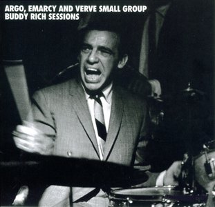 Buddy Rich - Argo, Emarcy & Verve Small Group Sessions (1953-61) [7CD Set] (2005) {Mosaic MD7-232}